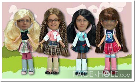 Andrea, Melody, Gloria, Sara