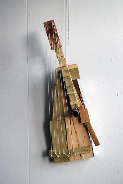 Guitarras recicladas 01