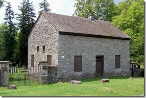 Old Chapel building in Clarke County, VA build around 1793