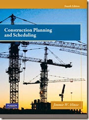 Solution Manual for Construction Planning and Scheduling 4E Jimmie W. Hinze