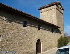 Palacio de Cabo de Armeria de Zunzarren