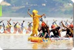 Jadwal Festival, Pacu jalur di Kuansing 2013
