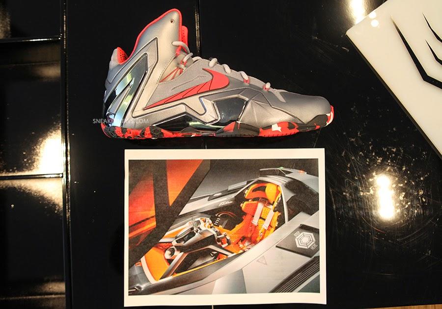 Nike LeBron 11 Christmas