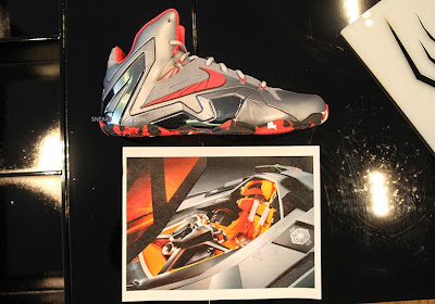 nike lebron 11 xx ps elite introduction sneakernews 1 03 Elite 3.0: Behind the Scenes with the Nike LeBron 11 Elite