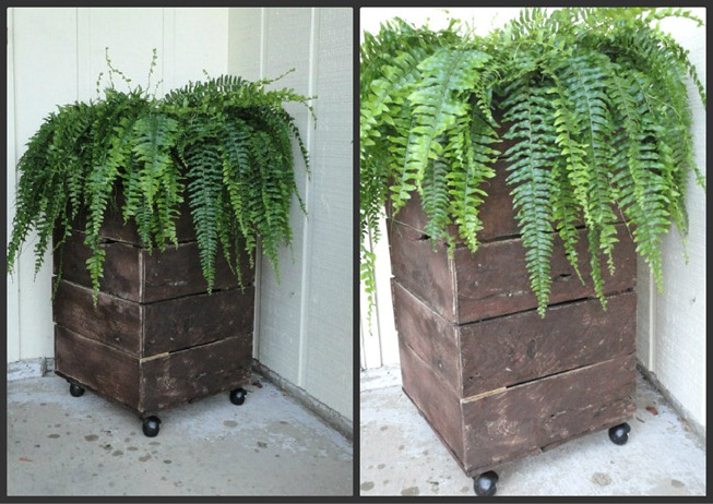 Pallet Planter Collage 2