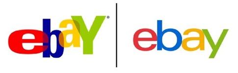 Ebay (antes y después)