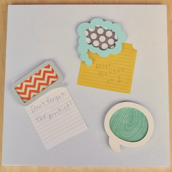 DIY Colorful Mod Podge Magnetic Board by Mod Podge Rocks!