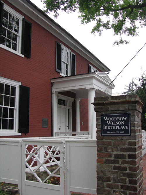 Woodrow Wilson Birthplace 3