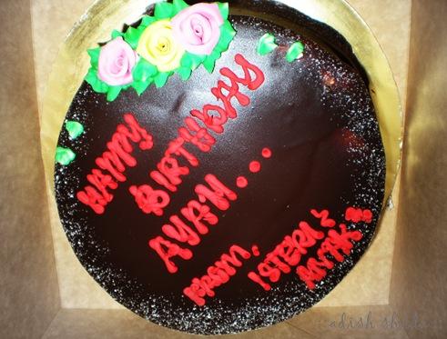 kek ayah