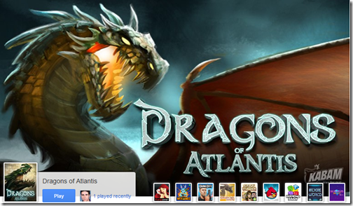 google plus featured games