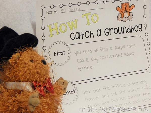 Groundhog's Day How To Writing