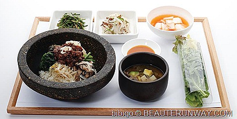 Bibimbap, Bibigo Korean sauces, dumplings, seaweed snacks, Kimchi, cooked rice in Singapore, Seoul, Beijing, United States.
