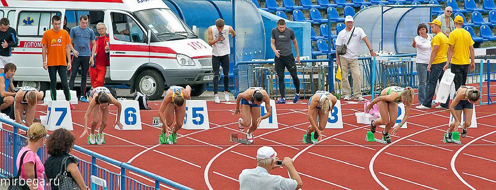 Чемпионат Украины по легкой атлетике - 5