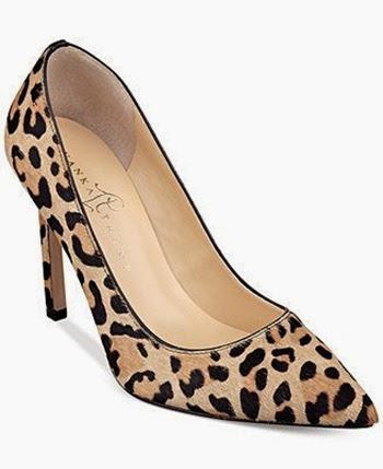 leopard pump