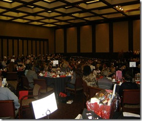 Southern Magic Luncheon 2012