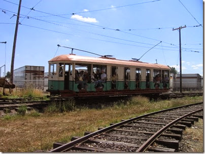 IMG_8142 New South Wales Government Tramways O-Class Tram #1187 at Antique Powerland in Brooks, Oregon on August 4, 2007