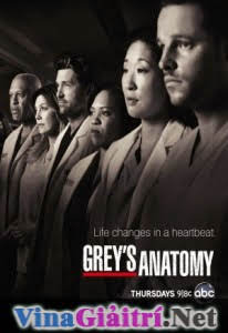 Ca Phẫu Thuật Của Grey Phần 3