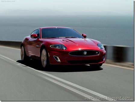 Jaguar XKR1