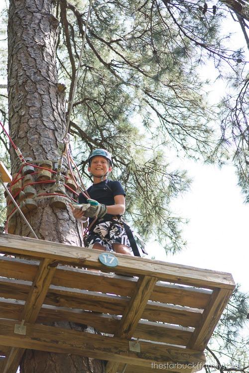 Callaway Gardens Treetop adventure blog-21