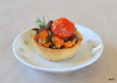 Vegetable Tarts by Baking Makes Things Better (1)