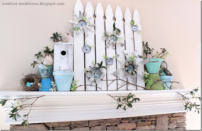 Spring Mantel (b)