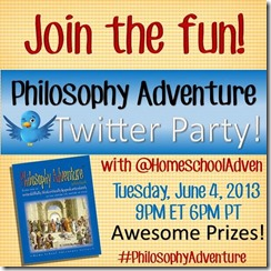philosophy adventure twitter party