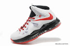 lbj10 fake colorway miami home 1 01 Fake LeBron X