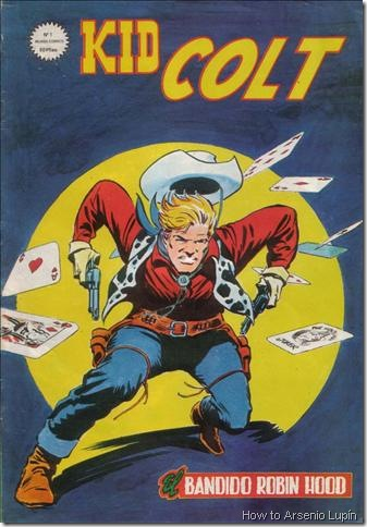 P00001 - Kid Colt #1