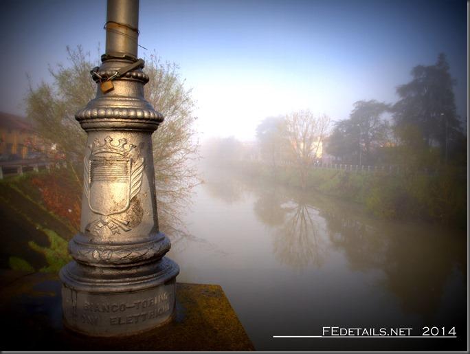 Canale di Volano, Ferrara
