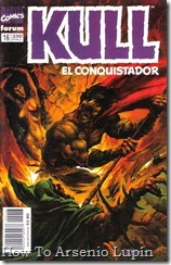 P00001 - Kull El Conquistador #16
