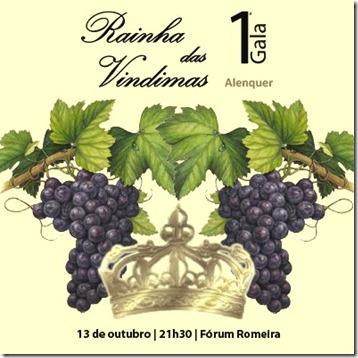Gala Rainha das Vindimas 2012 - Alenquer