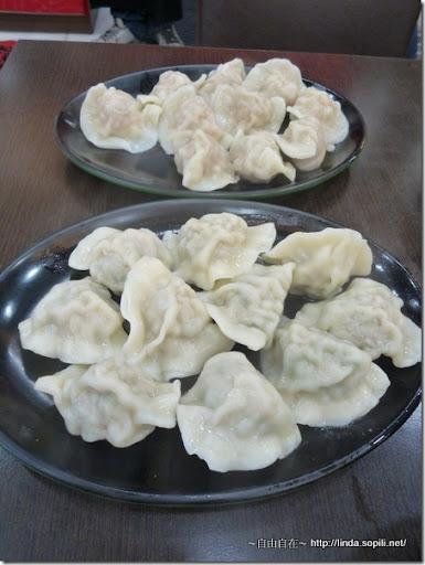 五花馬水餃攤-干貝+四季豆水餃