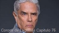 Corona de Lagrimas Capitulo 76