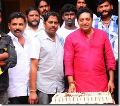 actor prakashraj birthday pics