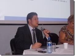 Fábio Henrique - representante do Ministério das Comunicações