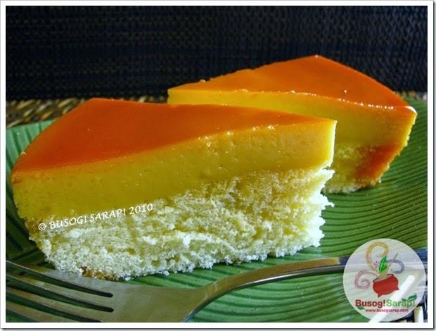 BEST LECHE FLAN CHIFFON CAKE © BUSOG! SARAP! 2010
