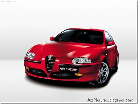 Alfa Romeo 147 TI1