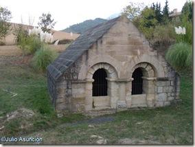 Fuente románica de Artáiz - Valle de Unciti