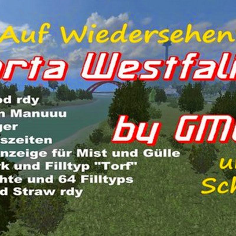 Farming simulator 2013 - Porta Westfalica v 5.0