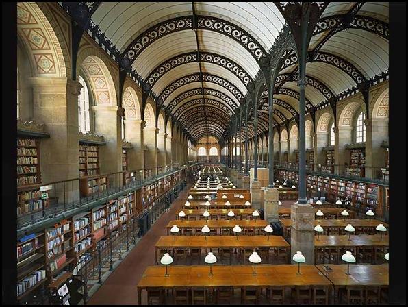 Bibliothèque Sainte-Geneviève, Paris, France_1