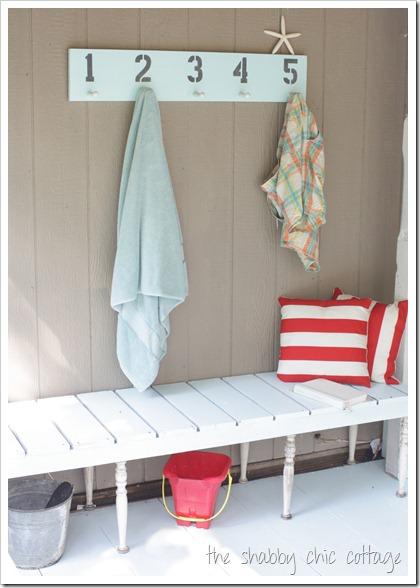 aqua porch