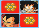 Jogo Dragon Ball Z Memory Game