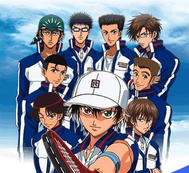 Hoàng Tử Tennis - Anime Prince Of Tennis VietSub