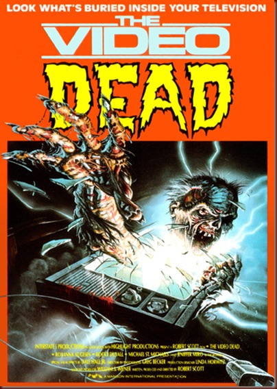 the video dead cover art