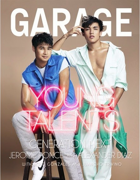 Jerome Ponce, Alexander Diaz - Garage Feb 2015