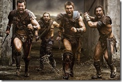 Dan-Feuerriegel-Agron-Dustin-Clare-Gannicus-Liam-McIntyre-SpartacusManu-Bennett-Crixus-e1342302793716