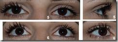 Rímel - Mascara para olhos 2 em 1 efeito cílios postiços Flamingo 3