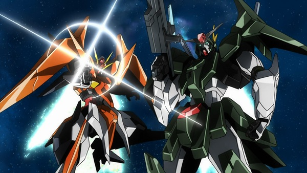 Gundam 00 - A wakening of the Trailblazer 2
