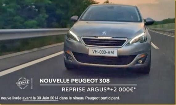 Peugeot Publicitat