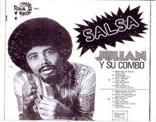 Julian Y Su Combo  Salsa Lp  T
